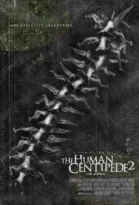 A Centopéia Humana 2 – Dublado