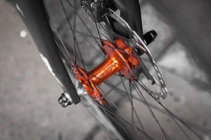 Bespoke Cycling October 2014