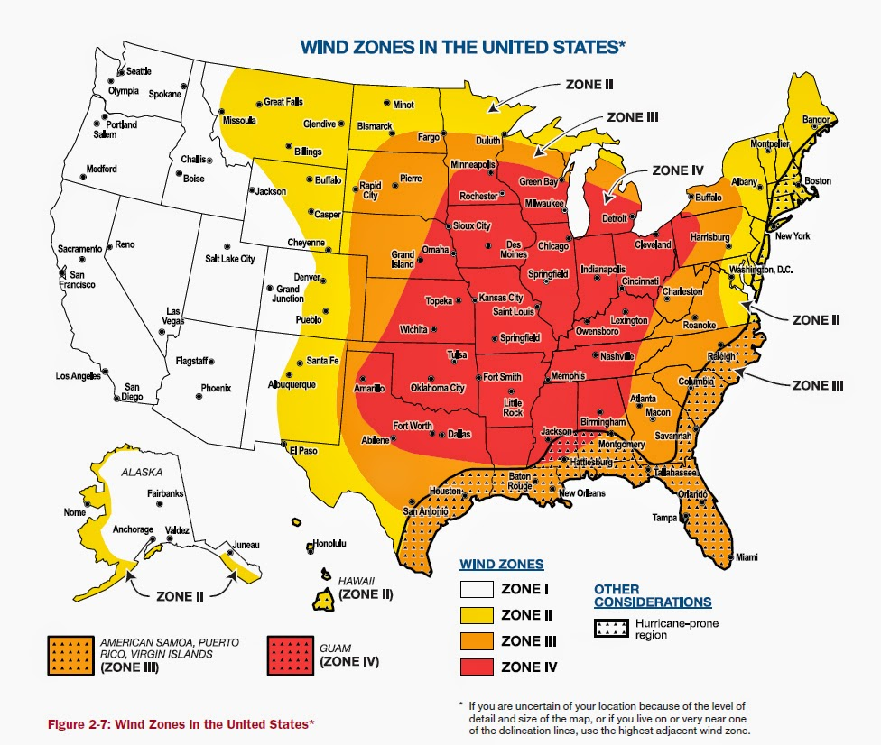 Florida Wind Zone Map 2015 Bnhspinecom