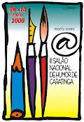 3º Salão de Humor de Caratinga / 2000