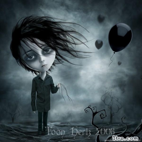 hình nền tình yêu buồn nhất cô đơn