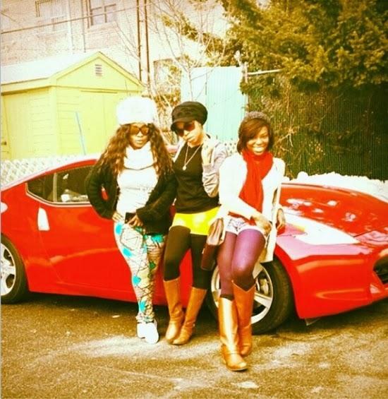 halima abubakar buys car new york