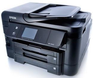 Download Printer Driver Epson WorkForce WF-3540