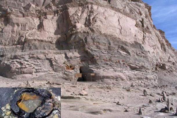 150,000-Year-Old Pipes Baffle Scientists in China: Out of Place in Time?