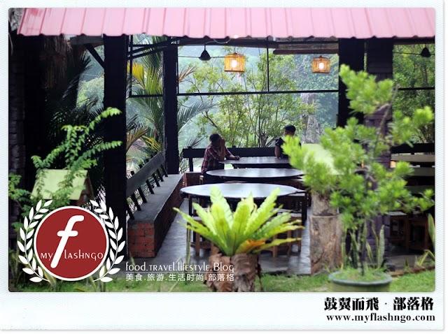 大山脚美食 | 丛林缘休闲餐馆 @ Sungai Lembu