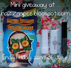 Hannah's Mini Giveaway!