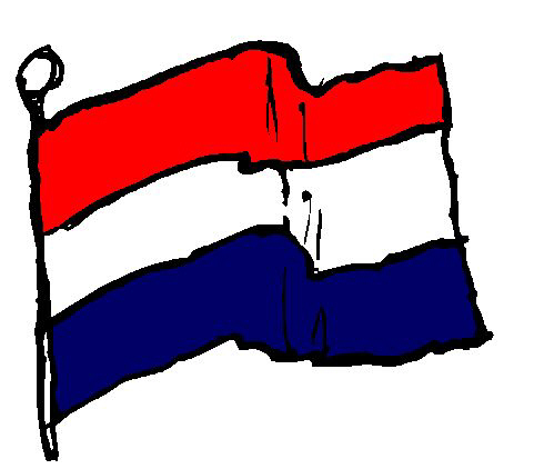 голландский флаг