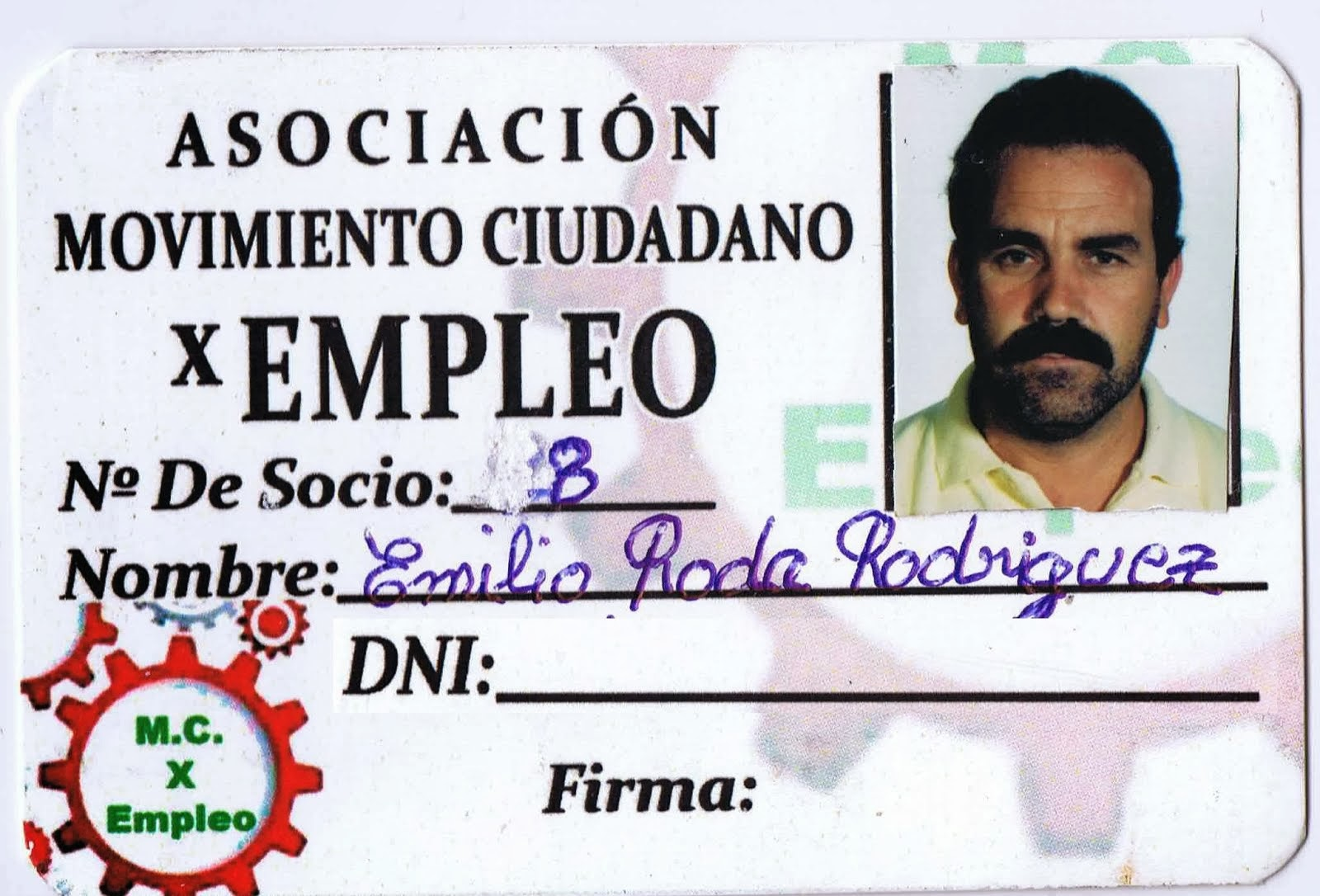 EMILIO RODA RODRIGEZ