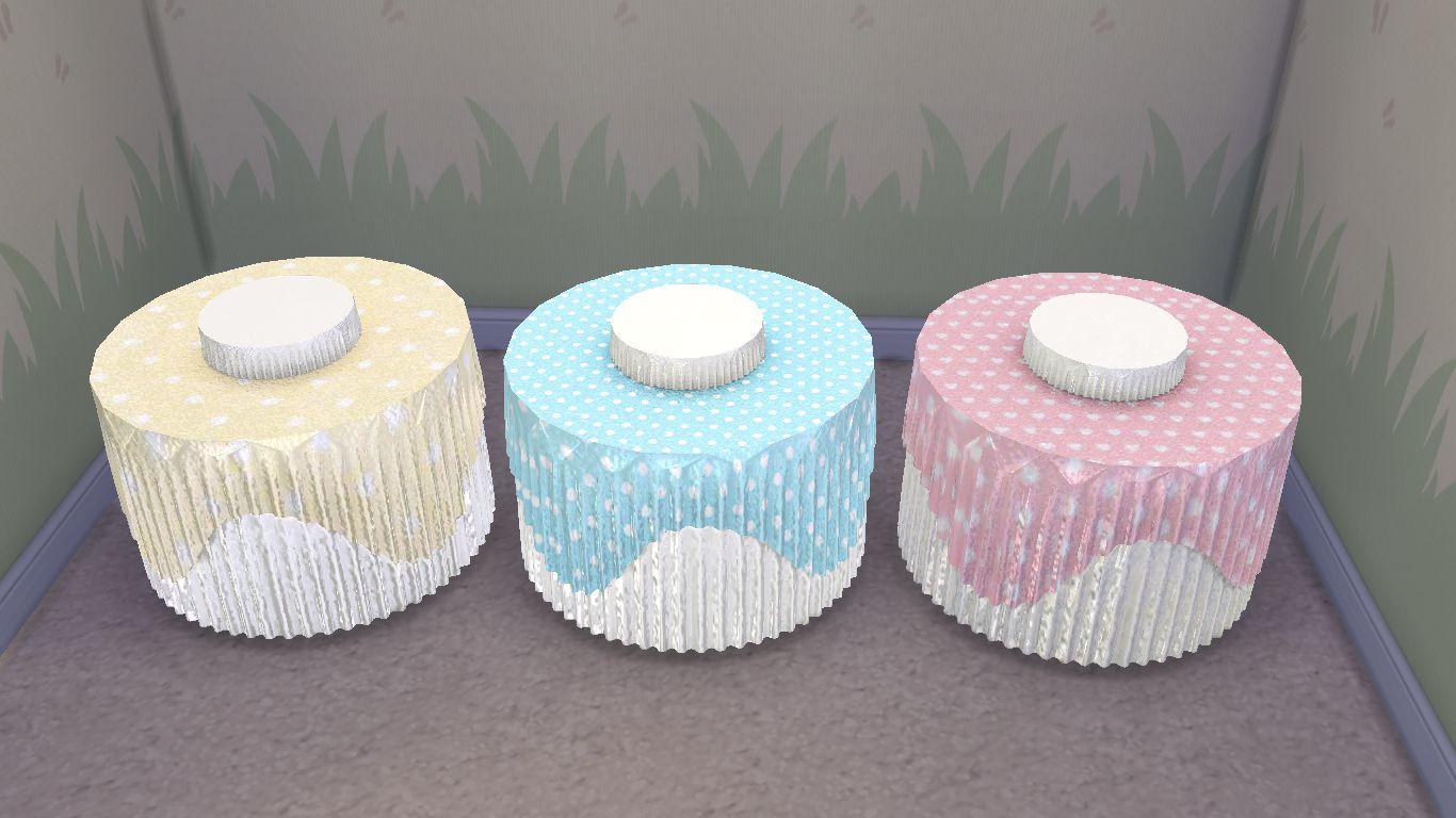 Baby Shower Sims 4 ~ Sims bundle of joy baby shower party items set sanjana