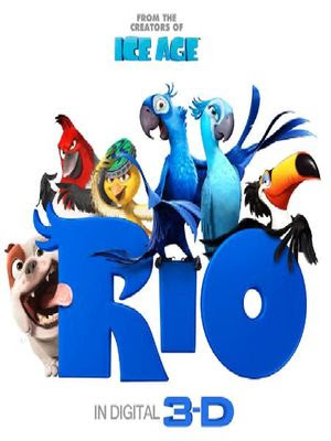 Rio 2011 Hindi Dubbed Movie Watch Online