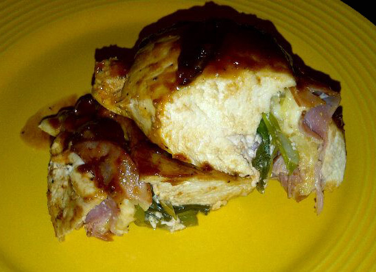 The Dairy-Free Diva: Hawaiian Stuffed Chicken Breasts - Dairy & Gluten ...