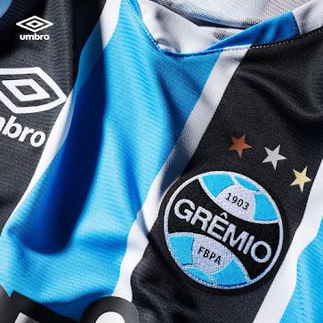 Nuevas camisetas Umbro del Gremio para el 2016