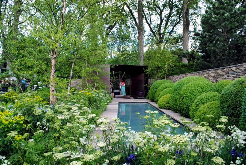 Chelsea flower show paisajismo como nunca has visto for Paisajismo jardines