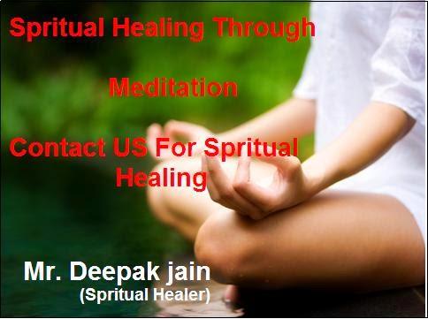 What is Spiritual Healing