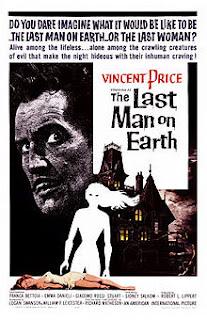 Ver Online: The Last Man on Earth (El último hombre sobre la Tierra / Soy leyenda) 1964
