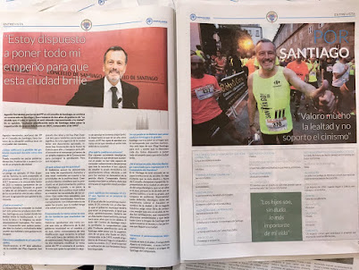 O xornal SantiagoEnCamiño xa está na rúa!