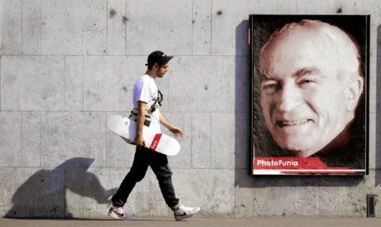 Salutiamo Massimo Vignelli, ieri scomparso a NYC