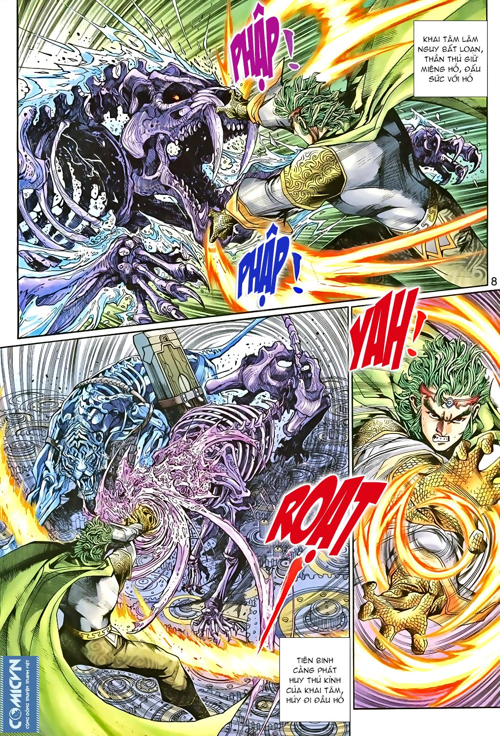 Thần binh huyền kỳ 3 - 3.5 tập 81 - 7