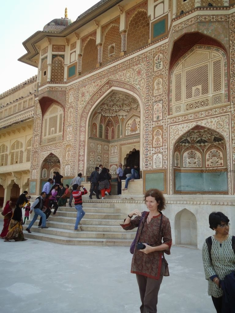blog on Sheesh Mahal, Jaipur Rajasthan