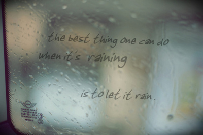 Quotes and sayings rainy quotations and wallpapers