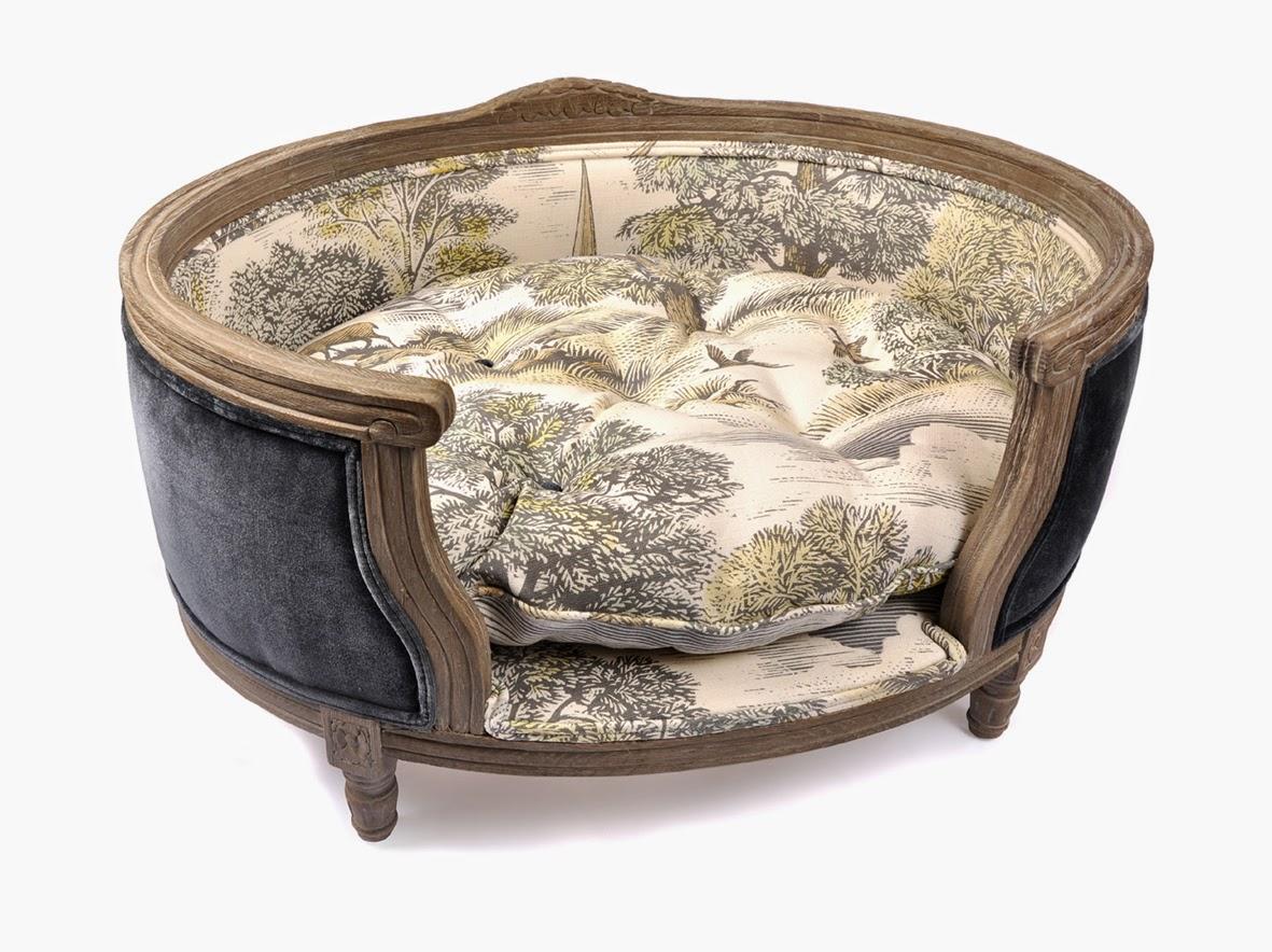 Rules of the jungle designer dog beds - How to make dog furniture ...
