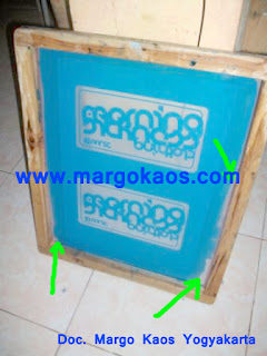 Cara afdruk screen sablon