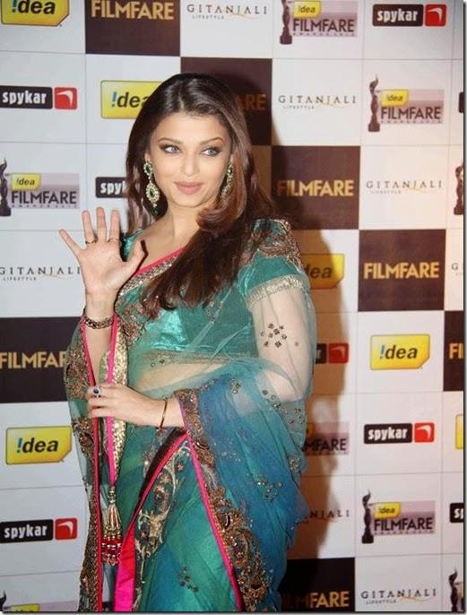aishwarya rai hot sexy in saree