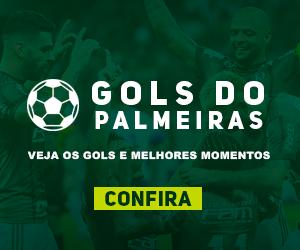 Gols do Palmeiras
