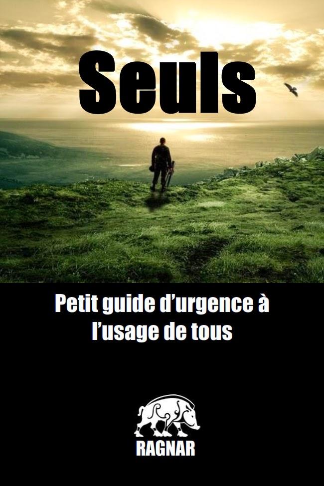 """""""SEULS"""", guide d'urgence en vente sur le blog"""