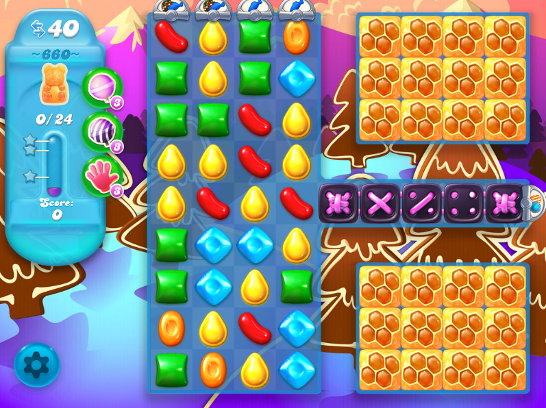 Candy Crush Soda 660