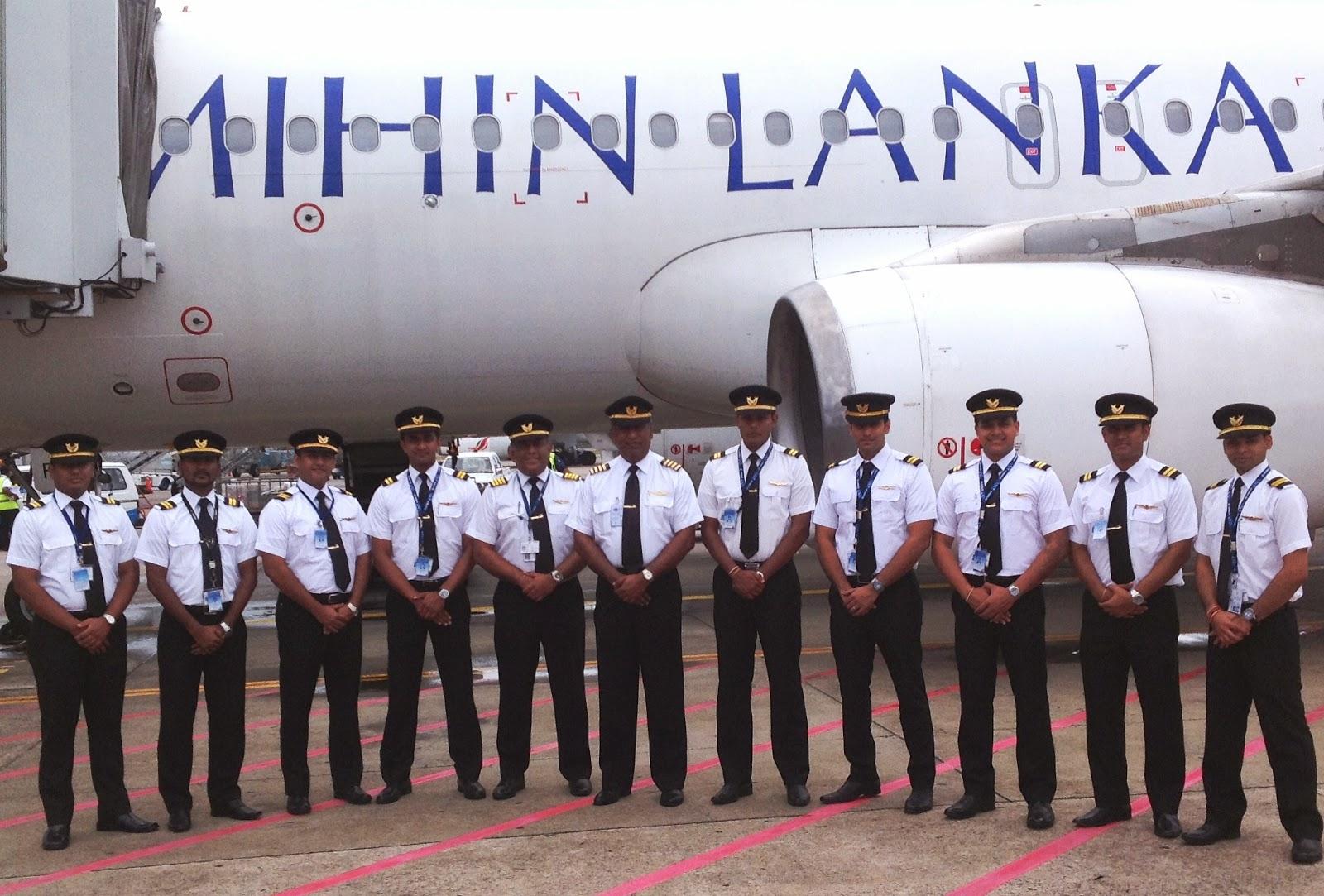 Third Batch of Mihin Lanka Trainee First Officers Take Flight