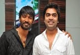 Simbu and Dhanush movie audio release on Same day
