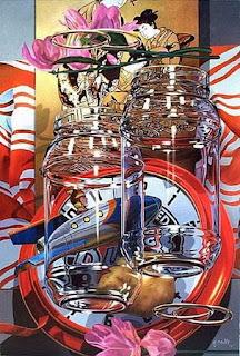 Pinturas Famosas de Acuarelas Modernas de la Actualidad