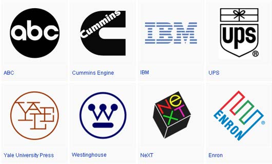 Paul Rand Logo Designs