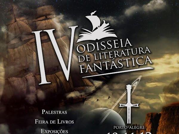 IV Odisseia de Literatura Fantástica em Porto Alegre: Programação