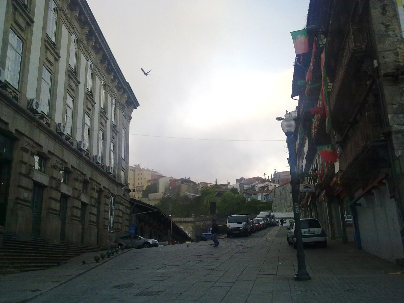 Mi camino portugues 1 oporto monasterio de variao for Oficina turismo oporto