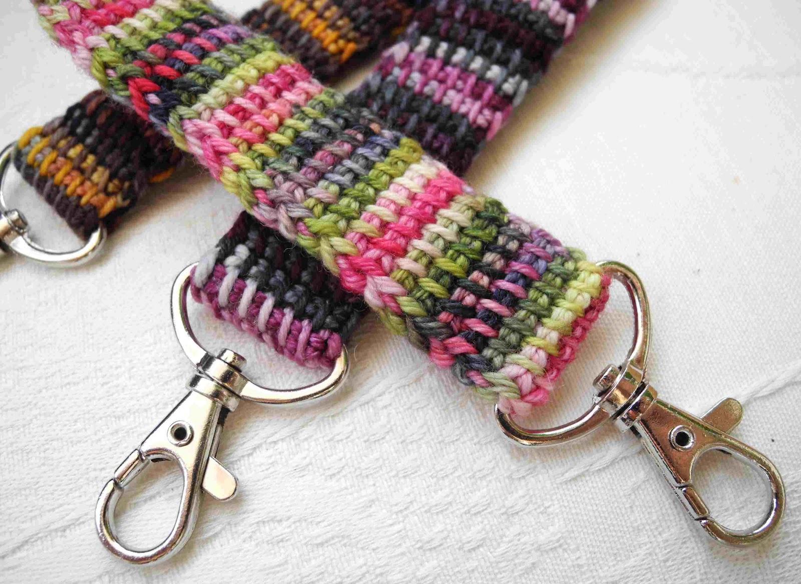 Schlüsselband Häkeln My Blog