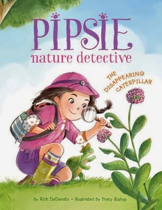 PIPSIE, NATURE DETECTIVE Book Giveaway