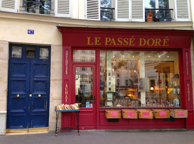 A spasso per il 17esimo arrondissement - Foto di Elisa Chisana Hoshi