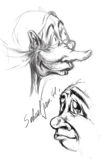 картинки прикольные рисовать карандашом