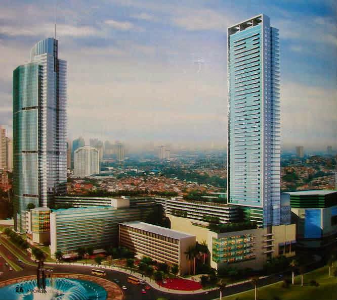10 Gedung Tertinggi Di Indonesia - Indonesia Tourism and Travel ...