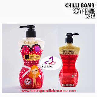 CATHY DOLL CHILLI BOMB