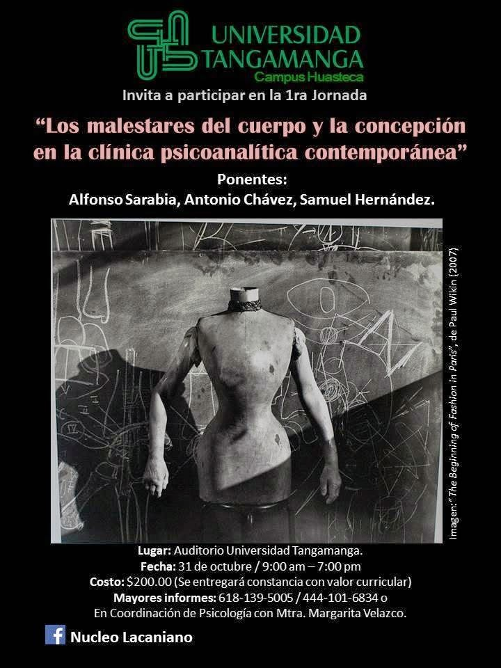 Los malestares del cuerpo y la concepción psicoanalítica