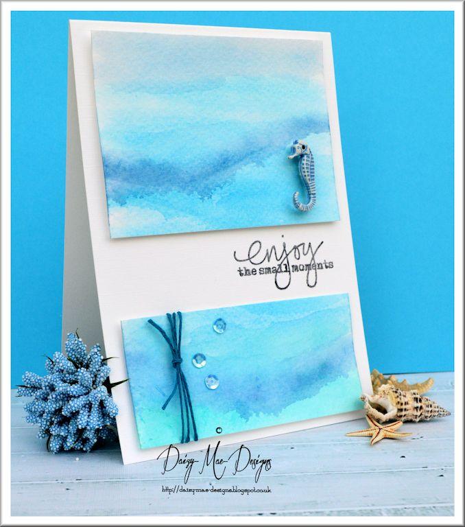 Sea, LIM, blue