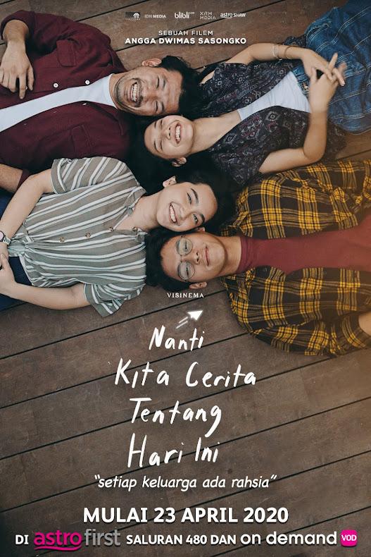 23 APRIL 2020 - NANTI KITA CERITA TENTANG HARI INI  (INDONESIA)