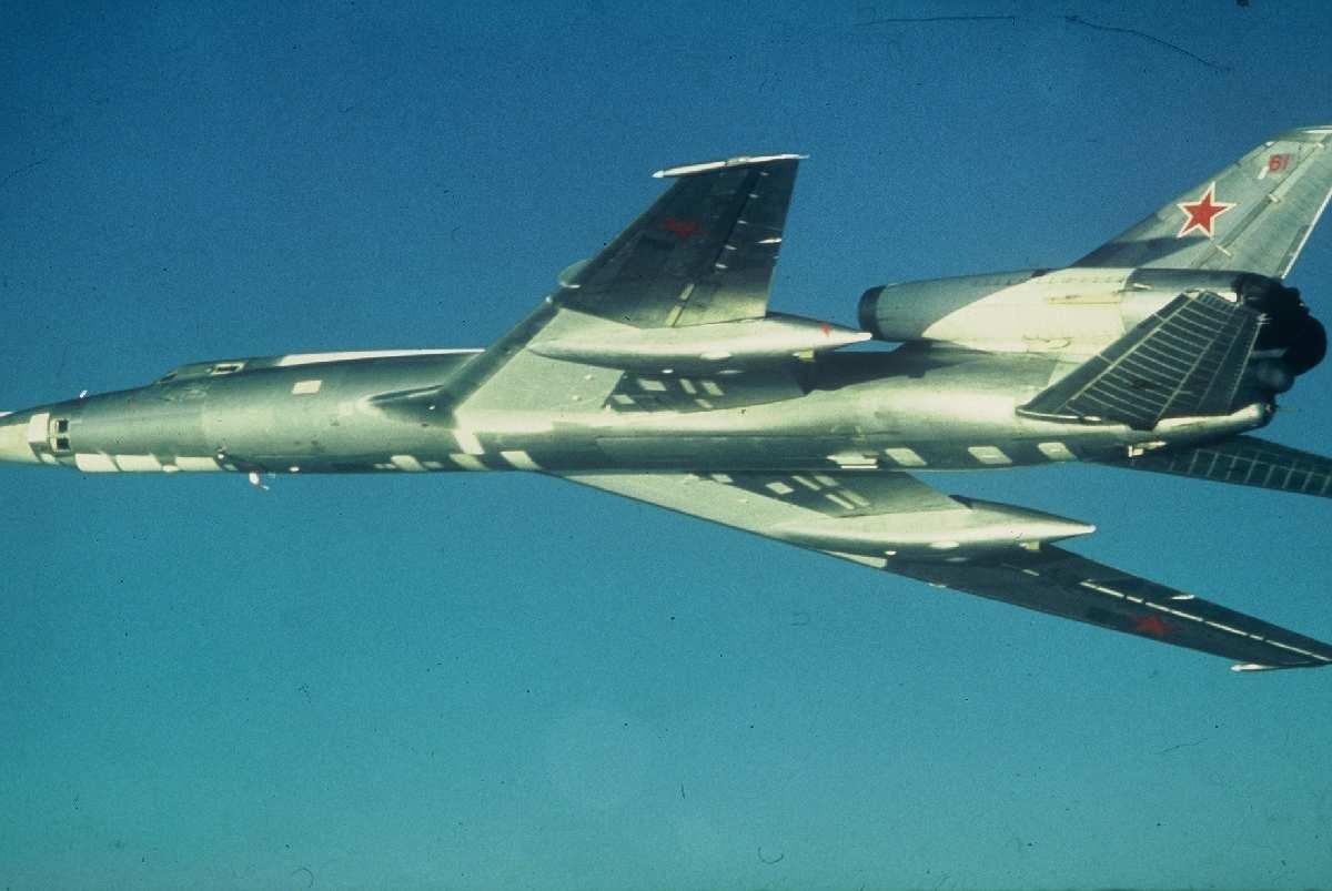 russie TU-22RD+61+290+ODRAP
