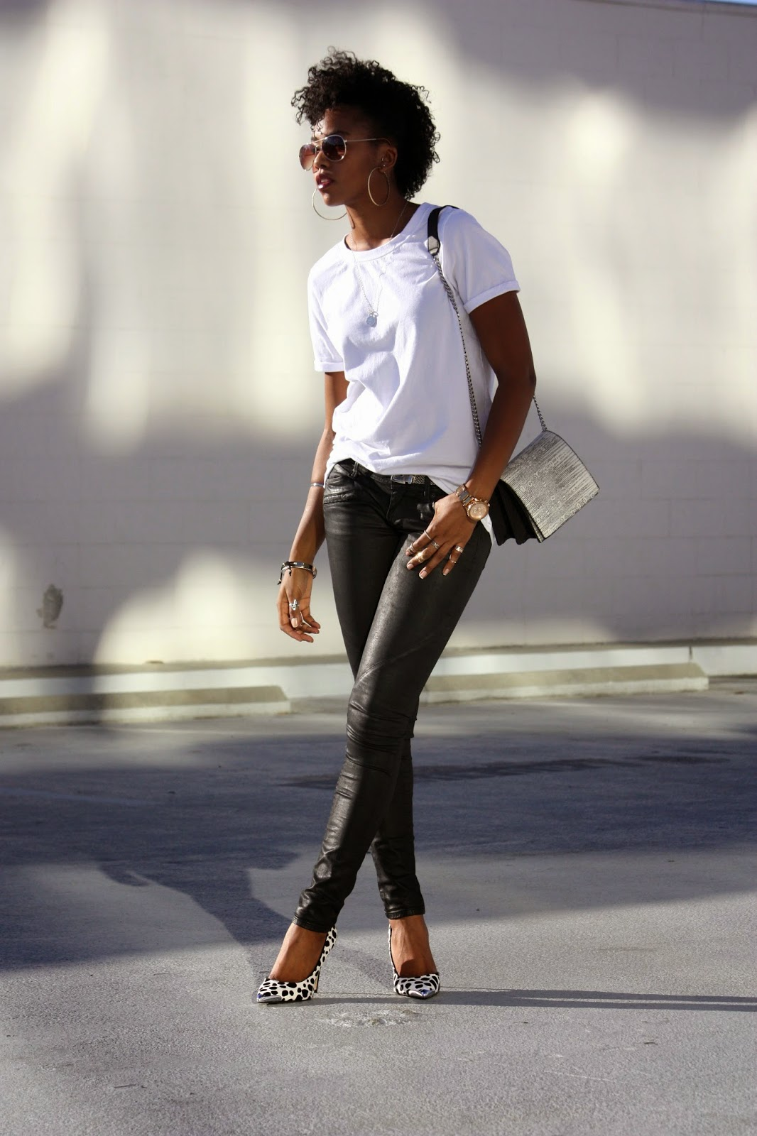 Honey In My Heels Personal style blogger Maraquise C Brown
