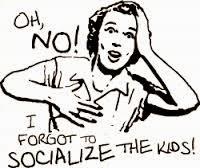 homeschooling, socializacion, educacion familia