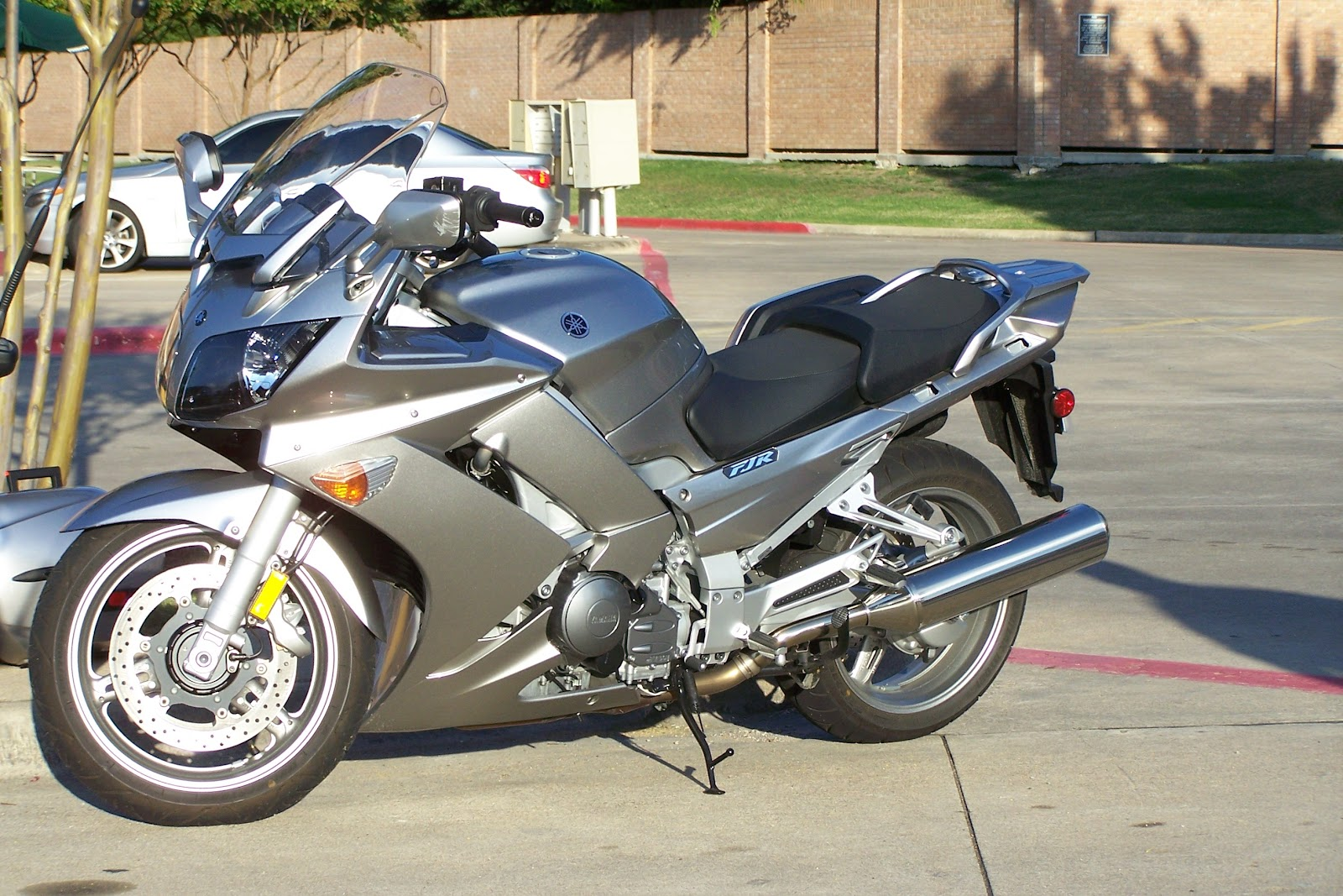 Yamaha FJR1300 Supersport-Touring