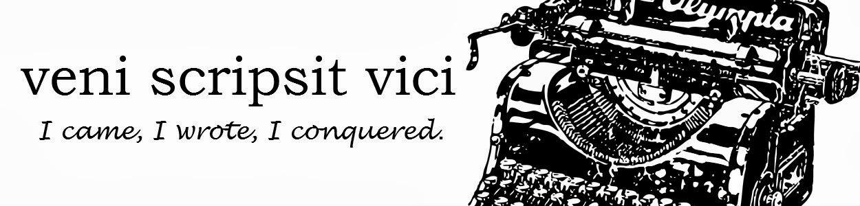 Veni, Scripsit, Vici